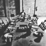 La cena del Rey Baltasar