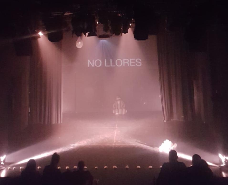 No / Llores 1